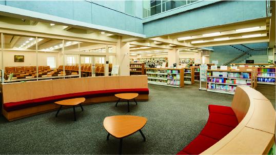 大学 図書館 東北