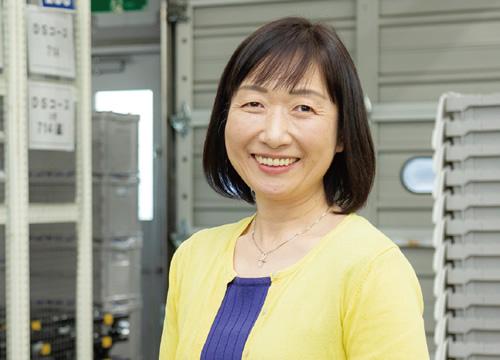 武田 恵美子