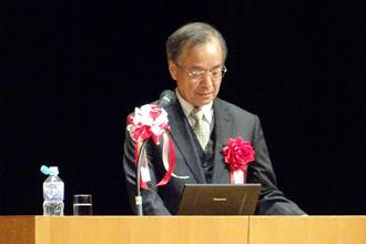 聖路加国際大学 学長・病院長 福井 次矢 先生